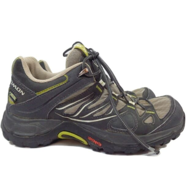 salomon hiking shoes womens